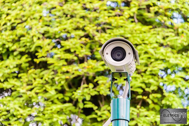 Fornecedores de câmeras de segurança