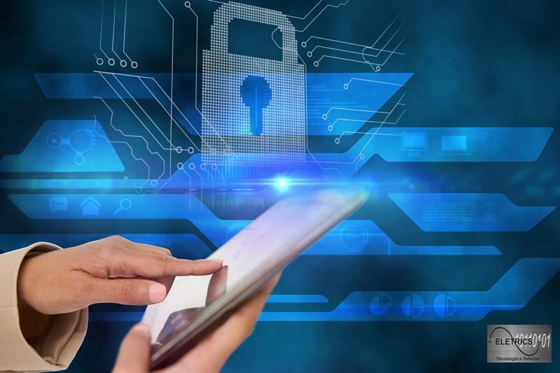 Segurança eletrônica para empresas