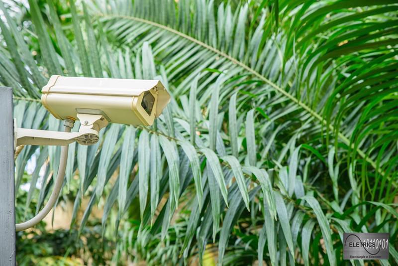 Sistema de monitoramento residencial
